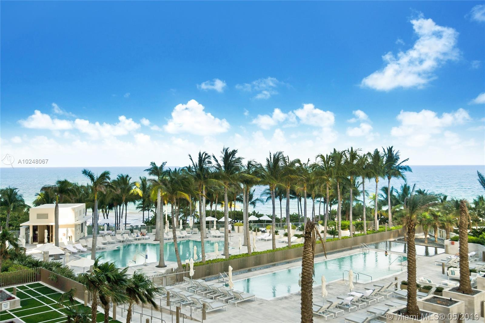9701 Collins Ave, Unit #502S Luxury Real Estate