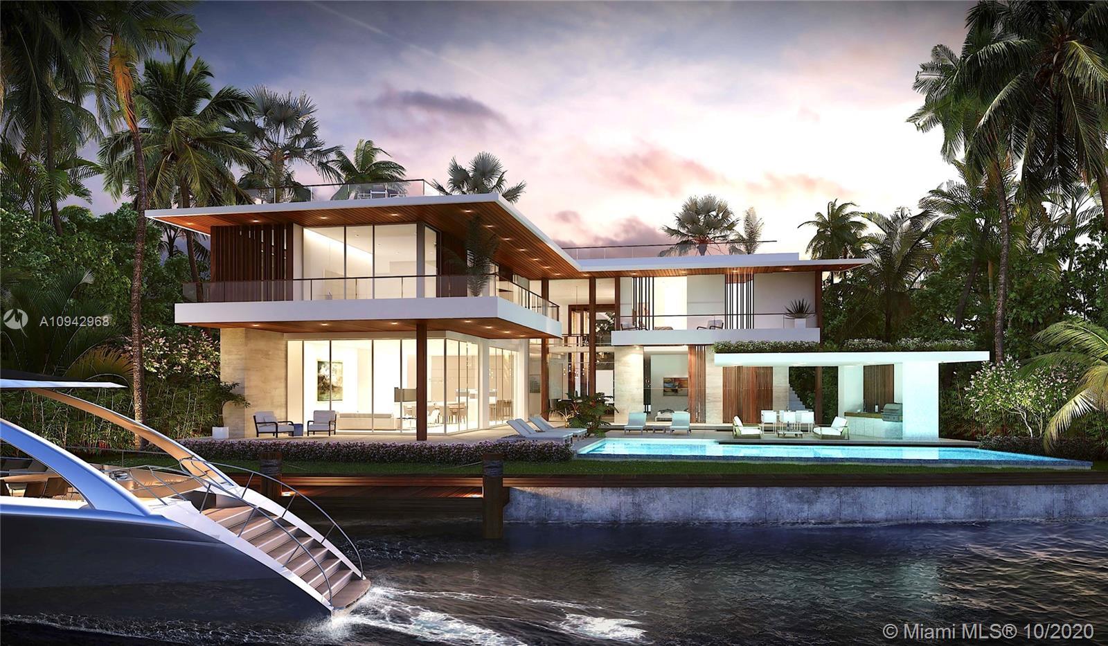 1417 N Venetian Way Luxury Real Estate