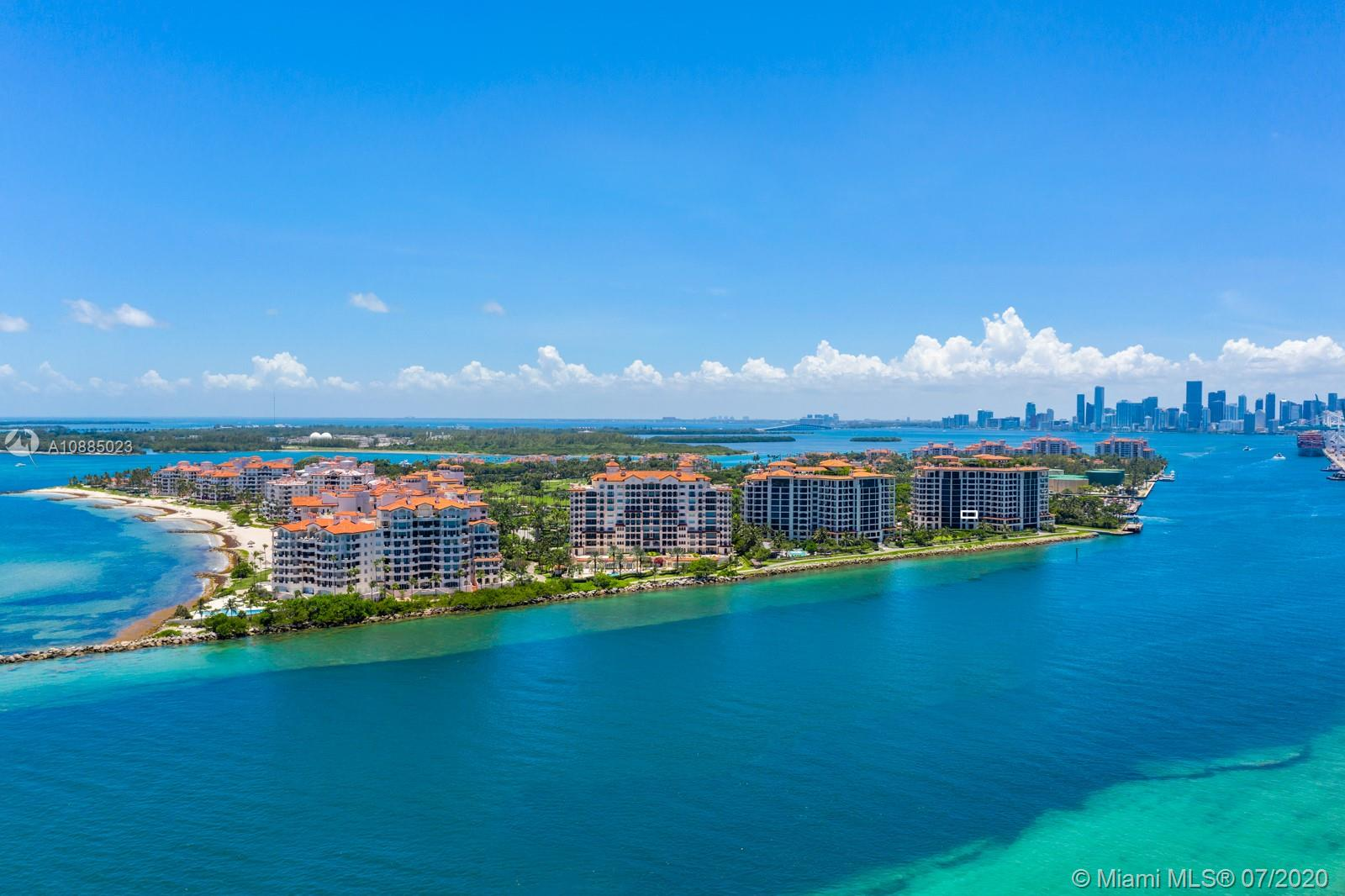 6835 Fisher Island Dr, Unit #6835 Luxury Real Estate