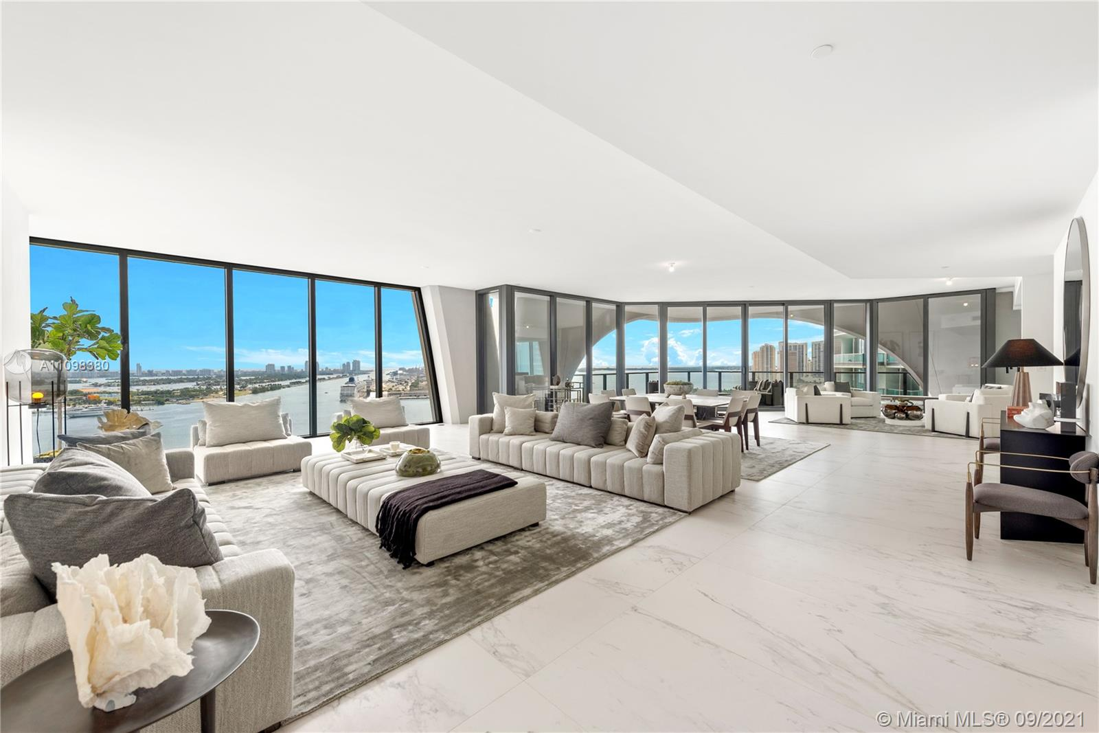 1000 Biscayne Blvd, Unit #2401 Luxury Real Estate