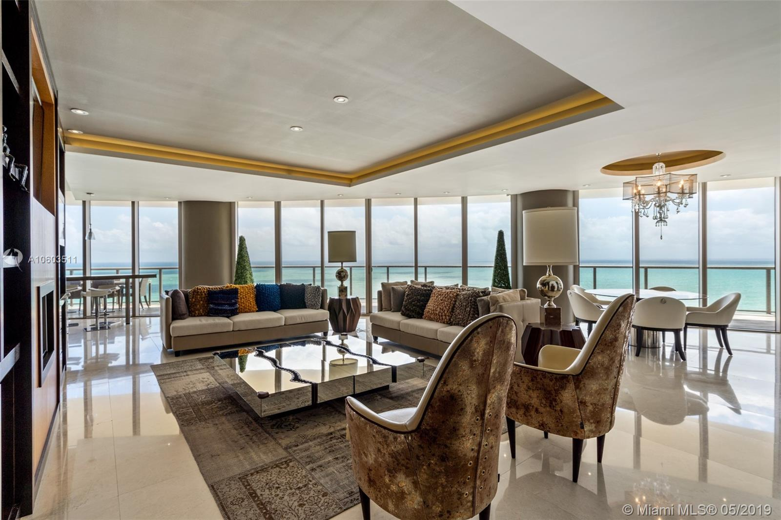 9703 Collins Ave, Unit #2100 Luxury Real Estate