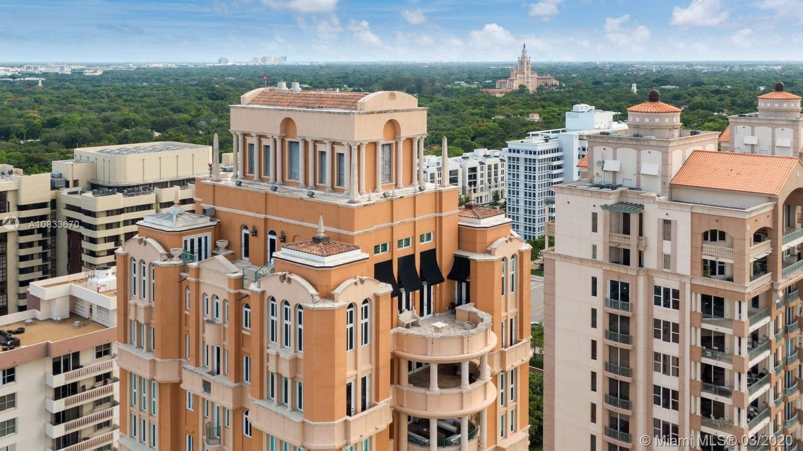 600 Coral Way, Unit #PH-15 Luxury Real Estate
