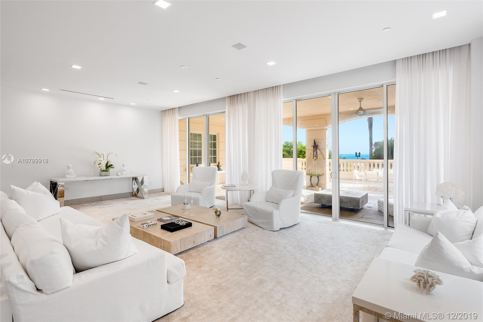 7415 Fisher Island Dr, Unit #7415 Luxury Real Estate