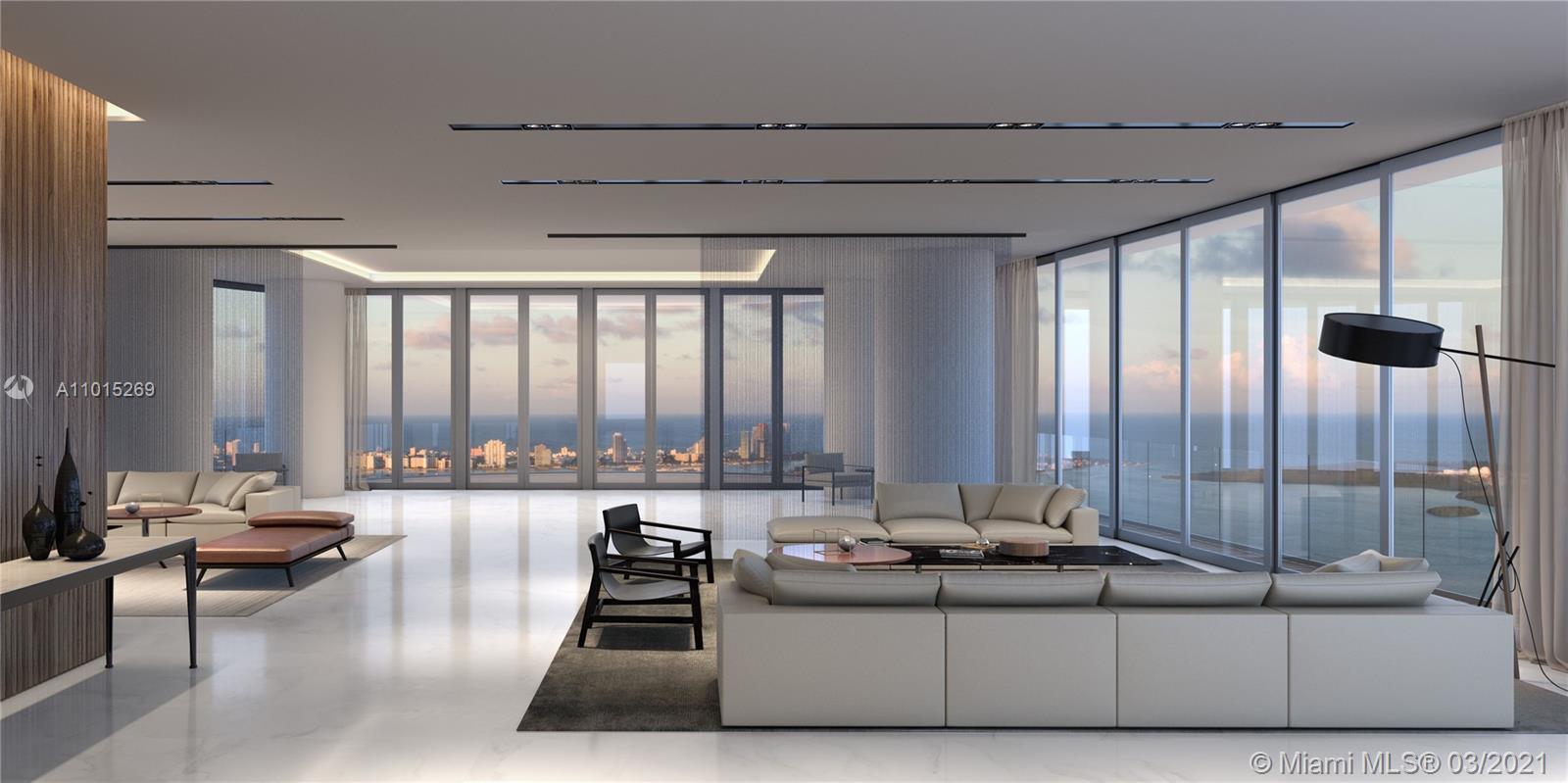 300 Biscayne Blvd Way, Unit #2601 Luxury Real Estate