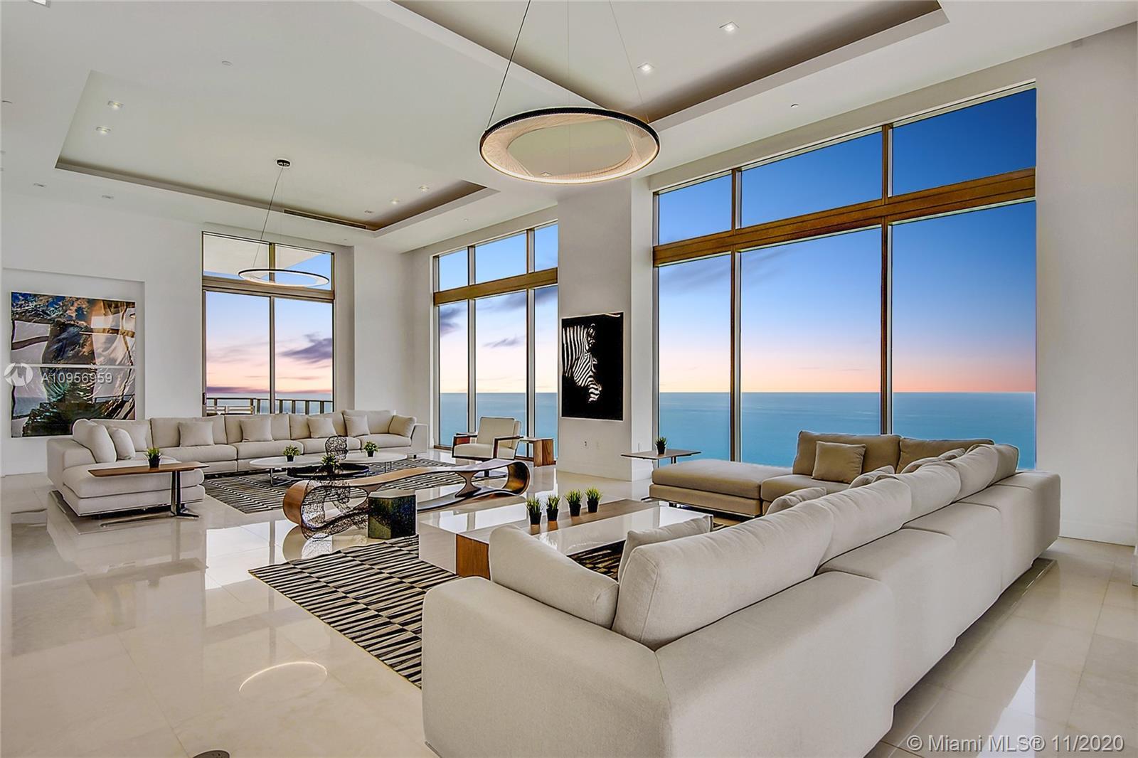 17749 Collins Ave, Unit #PH43 Luxury Real Estate