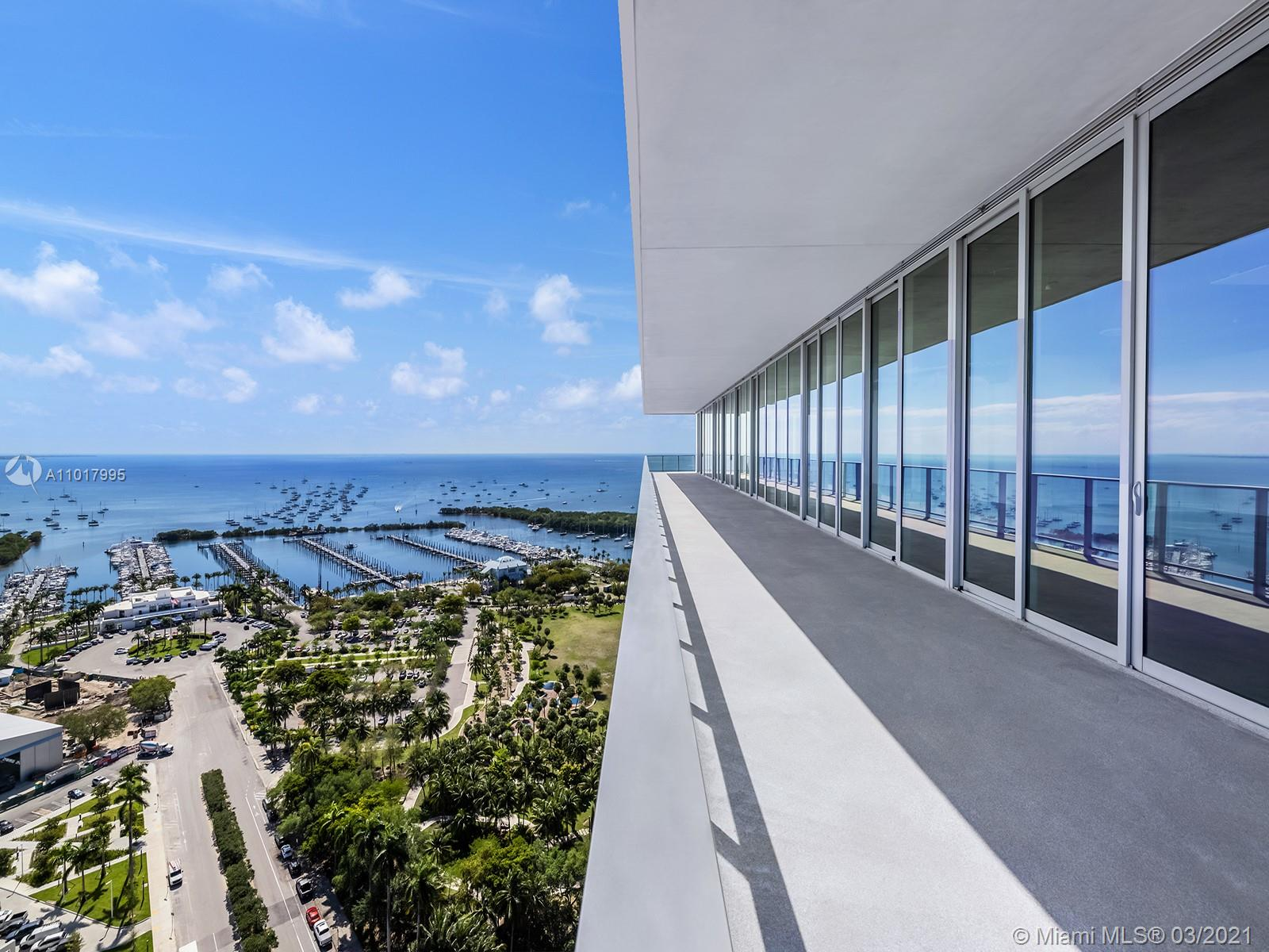 2675 S Bayshore Dr, Unit #PH-01S Luxury Real Estate