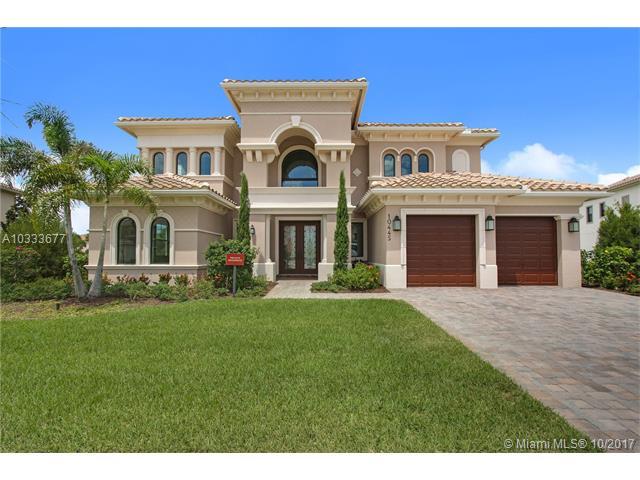 10445 N. Barnsley, Parkland FL