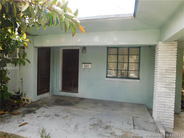 907 NE 16th Ave, Fort Lauderdale FL
