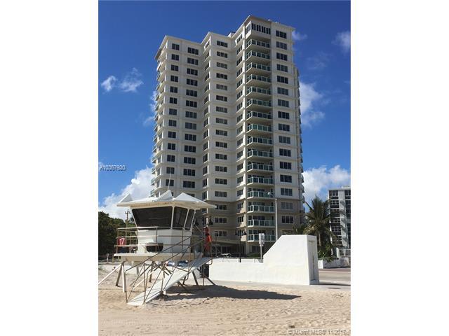 1151 N Ft Lauderdale Beach Blvd, Fort Lauderdale FL