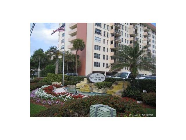 1147 Hillsboro Mile, Unit #705, Hillsboro Beach FL