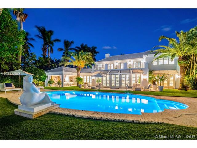 Miami Beach Home Luxury Real Estate