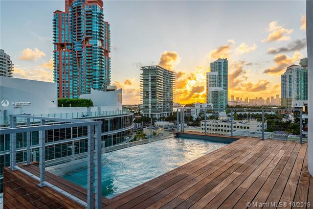 1 Collins Avenue, Unit #707 Luxury Real Estate