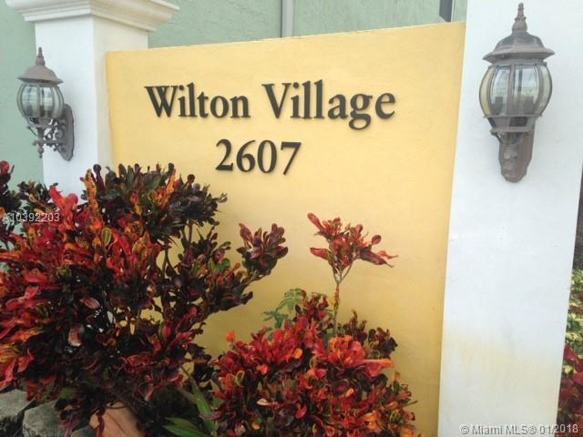 2607 NE 8th Ave, Unit #29, Wilton Manors FL