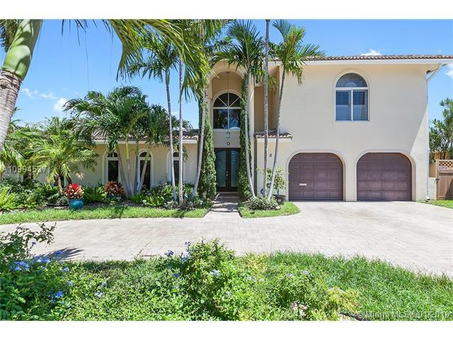 11 Castle Harbor Is, Fort Lauderdale FL