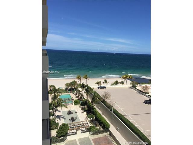 3550 Galt Ocean Dr, Unit #906, Fort Lauderdale FL