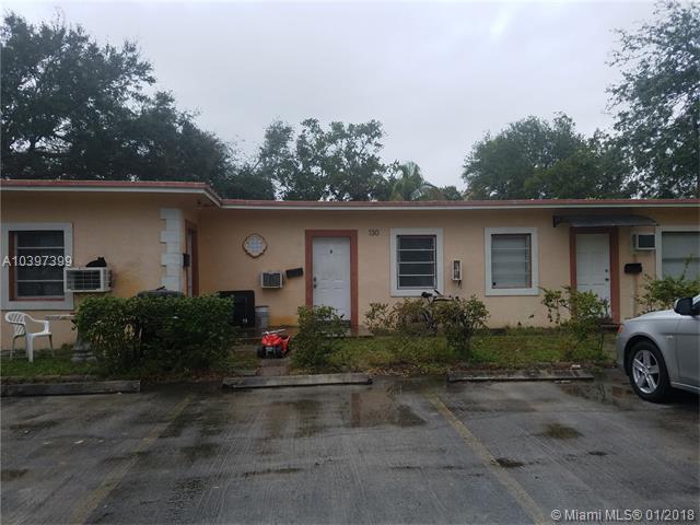 130 SE 9th St, Unit #1, Hallandale FL