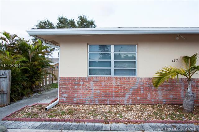 1821 NE 56th St, Unit #2, Fort Lauderdale FL