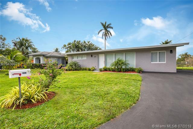 2413 Flamingo Ln, Fort Lauderdale FL