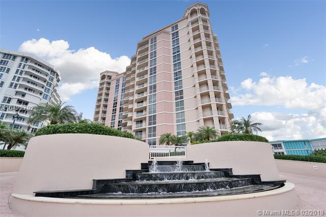 1460 S Ocean Blvd, Unit #1601, Lauderdale By The Sea FL