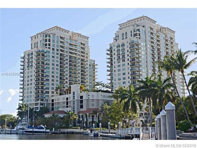 610 W Las Olas Blvd, Unit #1312N, Fort Lauderdale FL