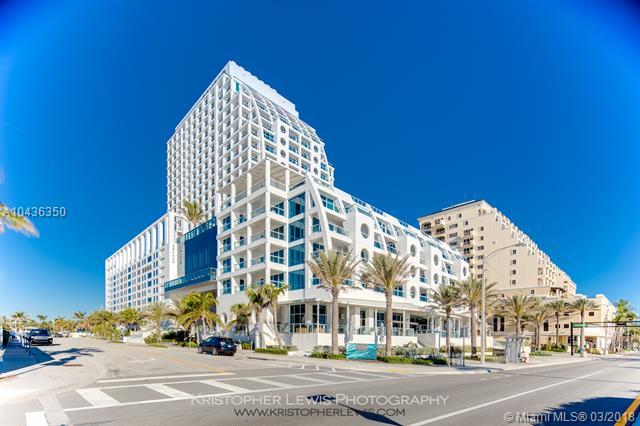 551 N Fort Lauderdale Beach Blvd, Unit #1116