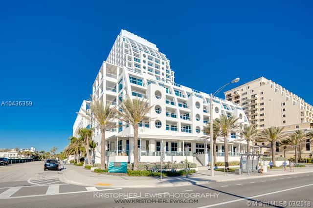 551 N Fort Lauderdale Beach Blvd, Unit #1115
