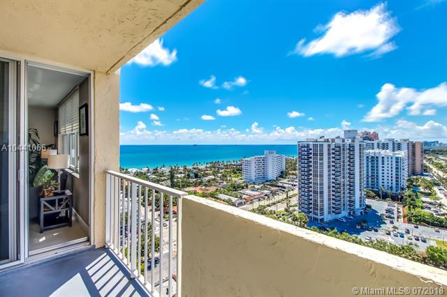 3015 N Ocean Blvd, Unit #19K, Fort Lauderdale FL