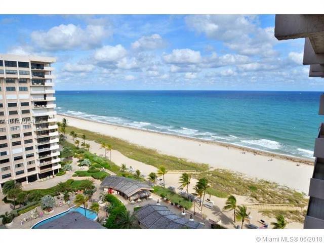 4900 N Ocean Boulevard, Unit #1506, Lauderdale By The Sea FL