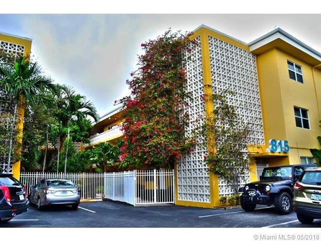 815 Middle River Dr, Unit #112, Fort Lauderdale FL
