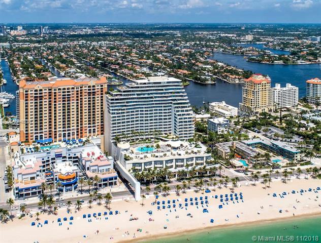 1 N Fort Lauderdale Beach Blvd, Unit #1905, Fort Lauderdale FL