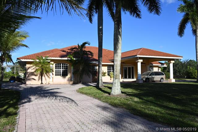 5100 SW 178th Ave, Southwest Ranches FL