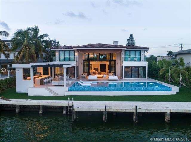 Bay Harbor Islands Home Luxury Real Estate