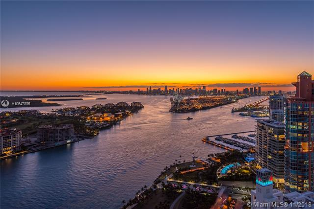 100 S Pointe Drive, Unit #PH2, Miami Beach FL