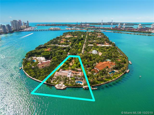 46 Star Island Dr, Miami Beach FL