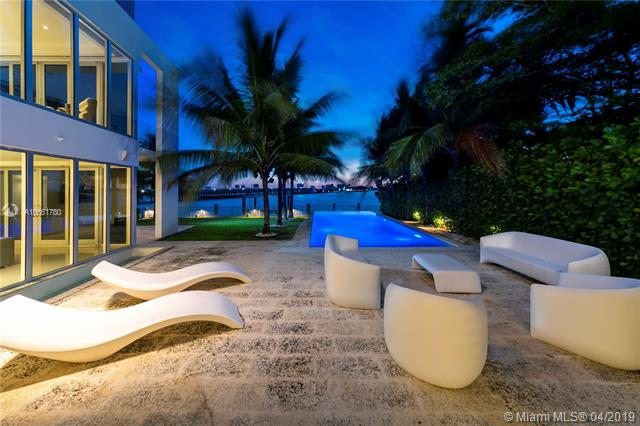Bay Harbor Islands Home Luxury Real Estate