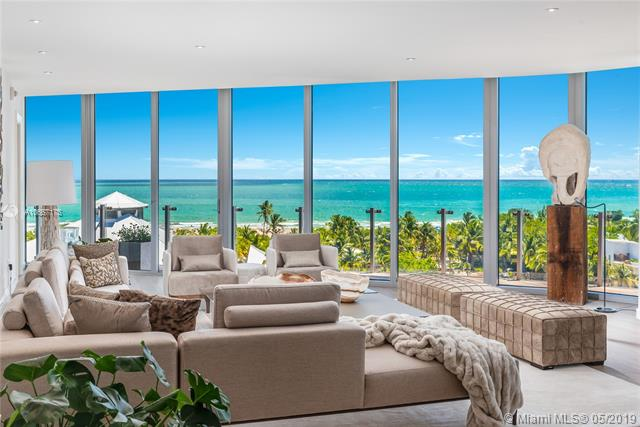 1 Collins Ave, Unit #PH 706 Luxury Real Estate