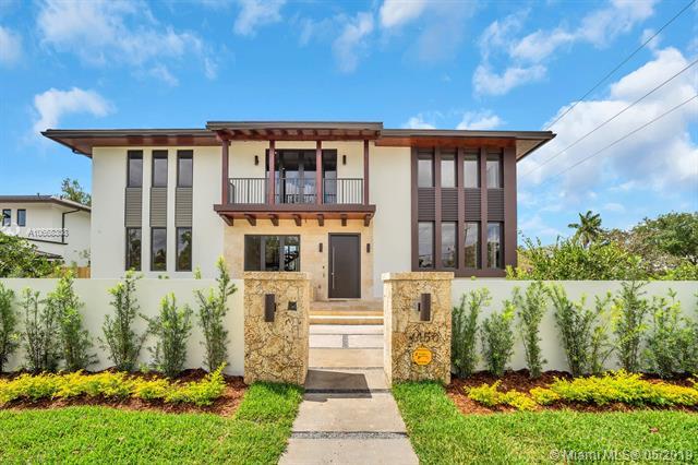 South Miami Home Luxury Real Estate