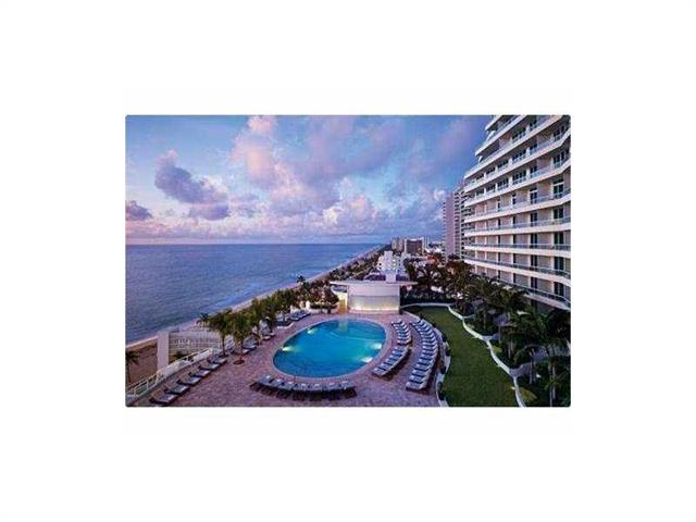 1 N Ft Laud Beach Blvd, Unit #1504, Fort Lauderdale FL