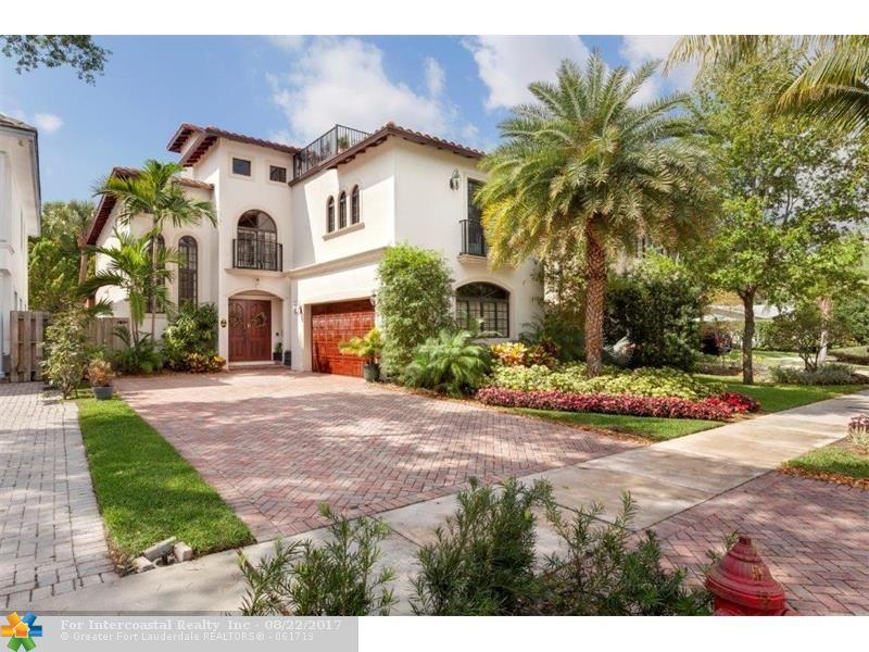 804 N Rio Vista Blvd, Fort Lauderdale FL
