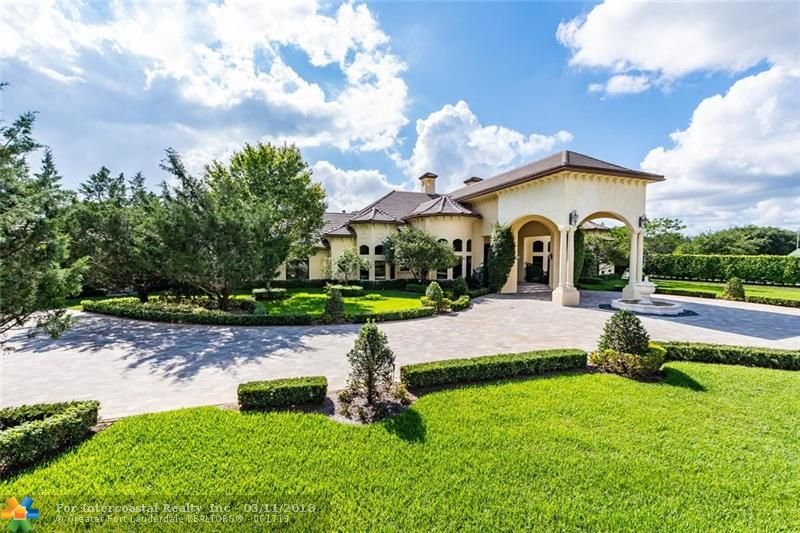 5780 SW 128 Ave, Southwest Ranches FL