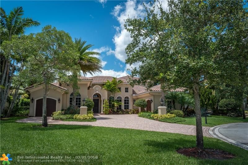 12260 NW 68th Ct Luxury Real Estate