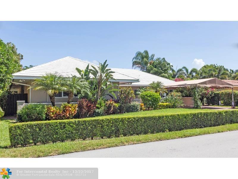 2325 Barcelona Drive, Fort Lauderdale FL