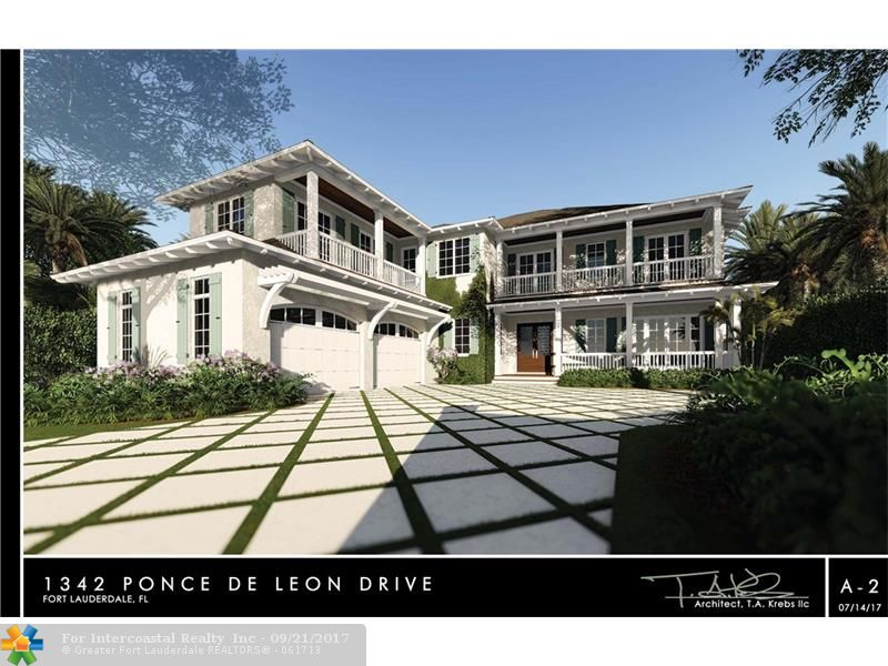 1342 Ponce De Leon Dr Luxury Real Estate
