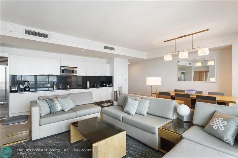 1 N Fort Lauderdale Beach Blvd, Unit #1711 Luxury Real Estate