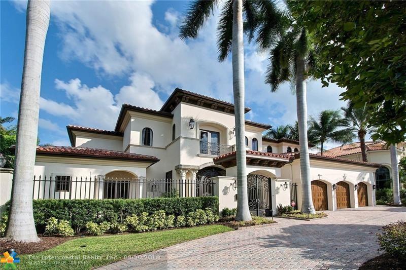 2513 Mercedes Dr, Fort Lauderdale FL