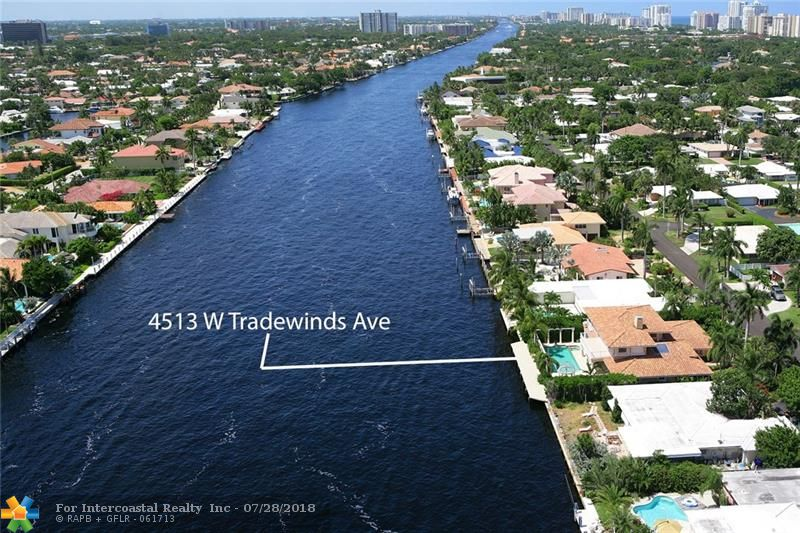 4513 W Tradewinds Ave, Lauderdale By The Sea FL