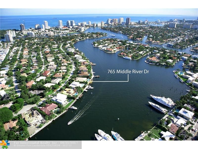 765 Middle River Dr, Fort Lauderdale FL