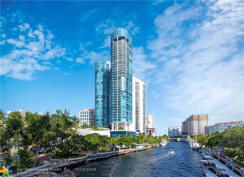333 Las Olas Way, Unit #3507, Fort Lauderdale FL