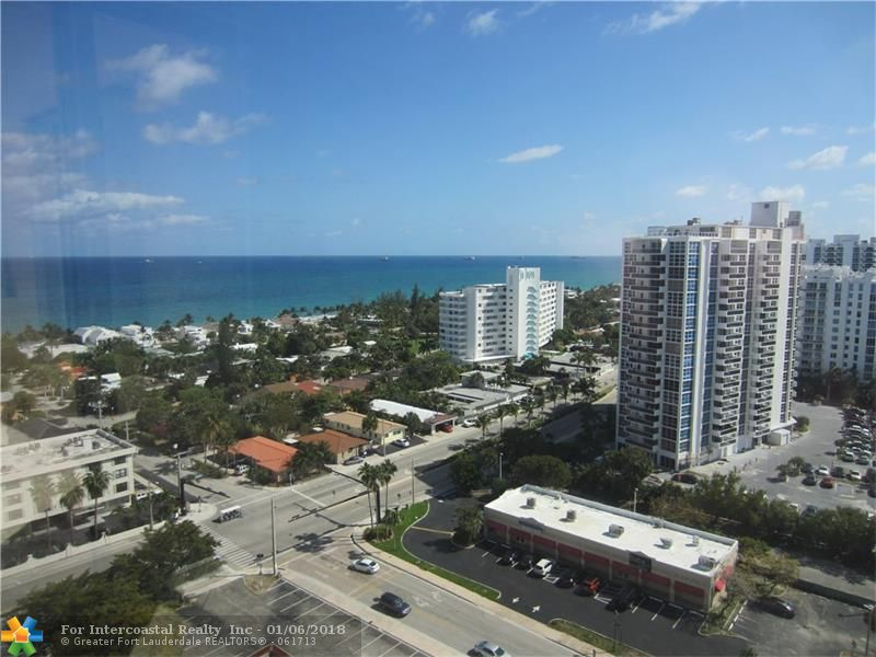 3015 N Ocean Blvd, Unit #18J, Fort Lauderdale FL