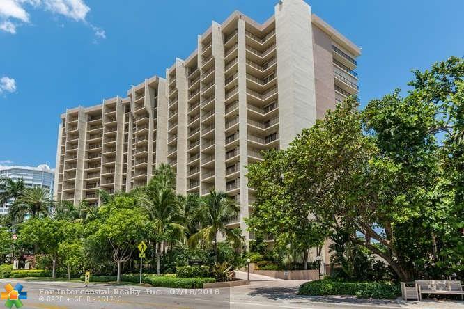 1800 S Ocean Blvd, Unit #910, Lauderdale By The Sea FL
